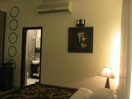 India Luxury Homes: here's my room