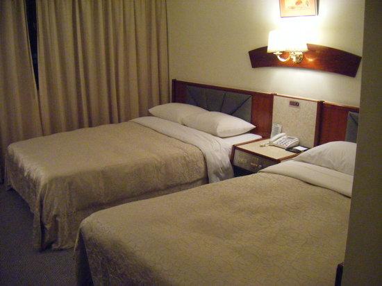 Kaohsiung Toong Mao Resort Hotel: 部屋です