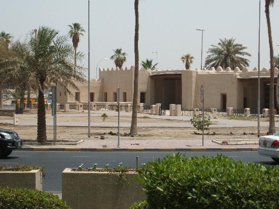 Jahra gate, Kuwait
