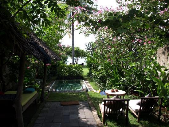 Hotel Tugu Lombok: Villla garden pool