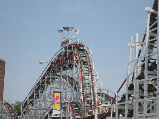 Coney Island USA: The Cyclone