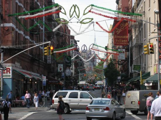 Tripadvisor Little Italy Restaurants New York
