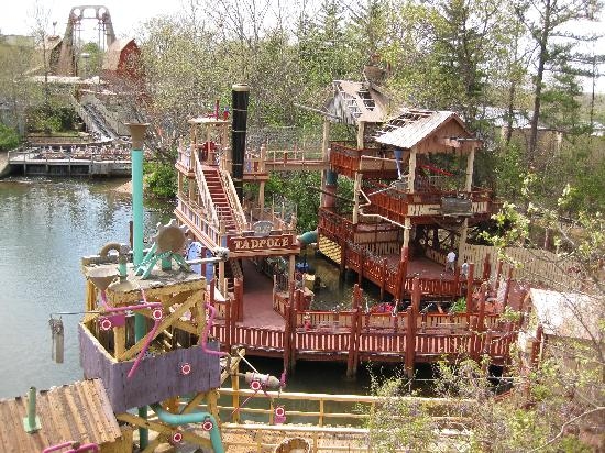 Silver Dollar City: Splash Harbor