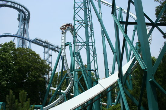 Busch Gardens Williamsburg: Alpengeist