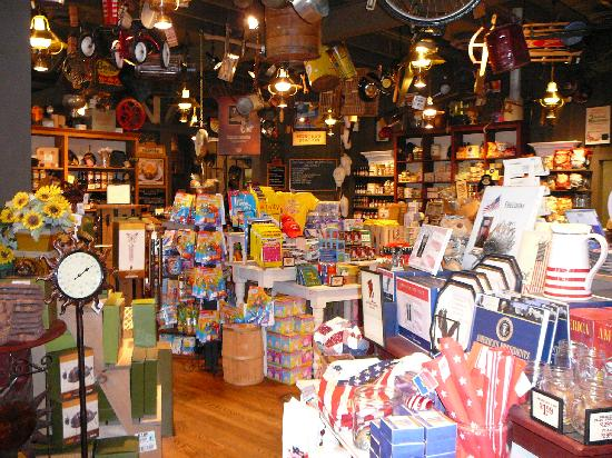 an introduction to the history of the cracker barrel