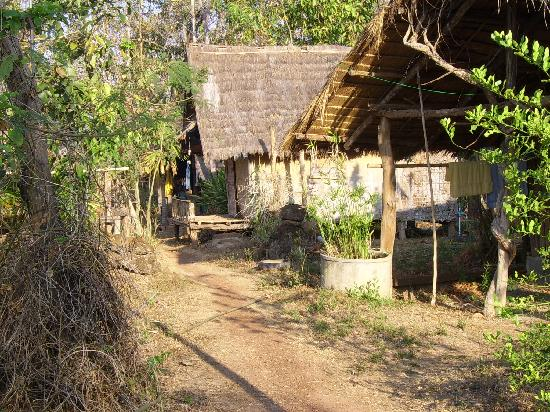 Home Stay Isaan: Our neighbour's Hut - Double room