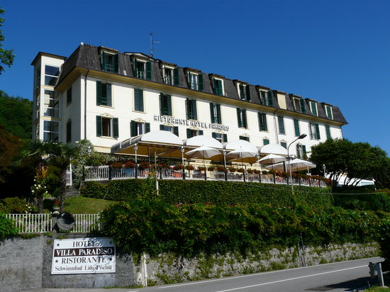 Photo of Hotel Villa Paradiso Meina