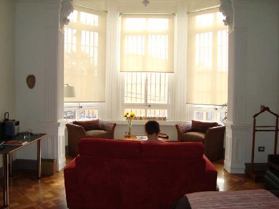 Casa von Moltke: beautyful living room