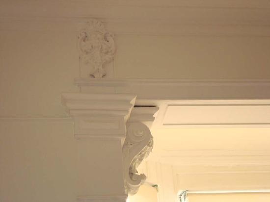 Casa von Moltke: room detail