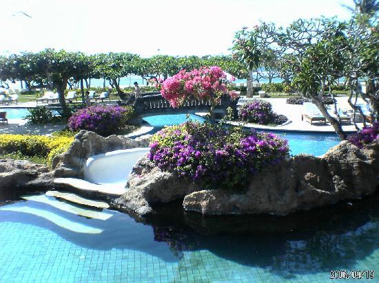 Grand Hyatt Bali: プールです