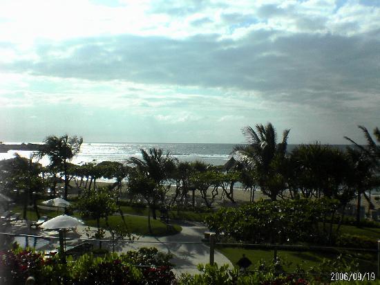 Grand Hyatt Bali: ホテルからの眺め