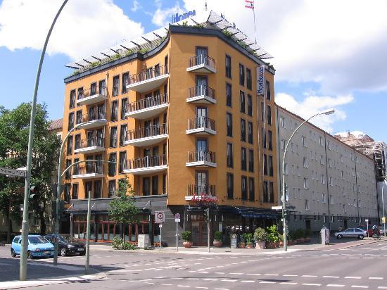 Classic Hotel Friedrichshain Berlin