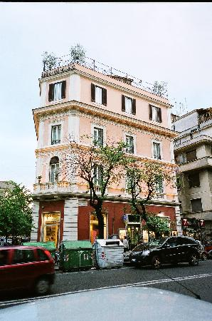 Hotel Dei Consoli: 小さなホテル