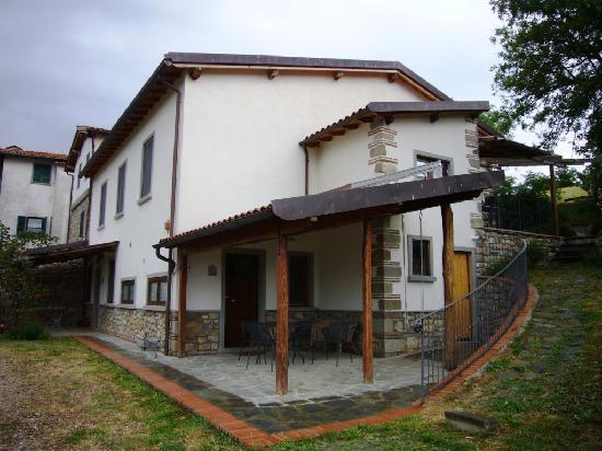 Agriturismo Lucatello: The apartment area - quiet.