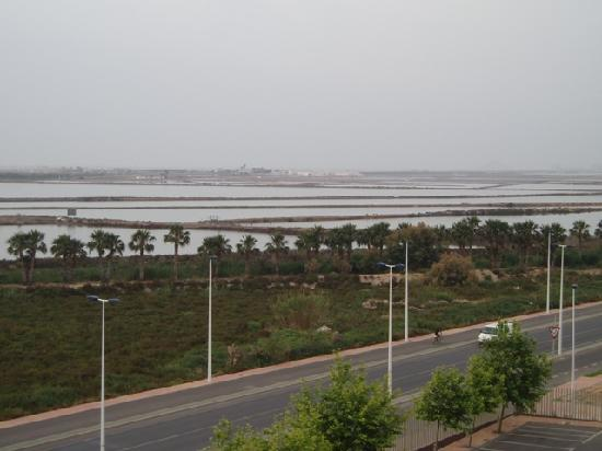 Thalasia Costa de Murcia: view from balcony