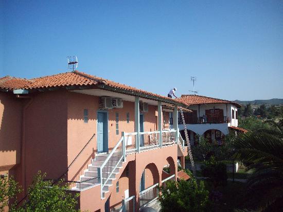 Hanioti Village Resort: One of the blocks