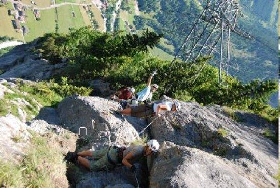 Klettersteig Eiger : Klettersteig mürren picture of hotel eiger murren tripadvisor