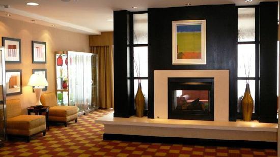 Hampton Inn & Suites Denver Downtown: große moderne Lobby