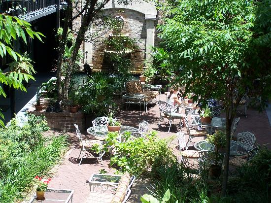 The Courtyard - Picture of Indigo Inn, Charleston - TripAdvisor