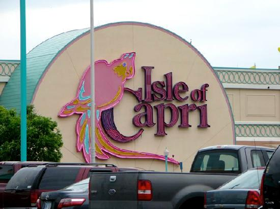 Isle of Capri Casino Hotel Boonville: Isle of Capri in boonville
