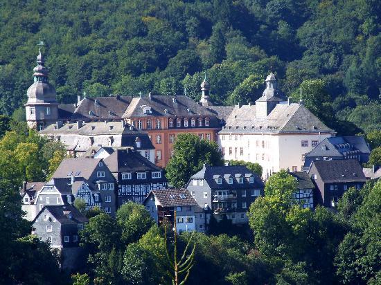 Bad Berleburg, Germany: Schloss Wittgenstein-Berleburg
