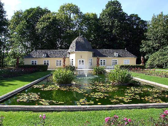 Bad Berleburg, Germany: Schlosspark
