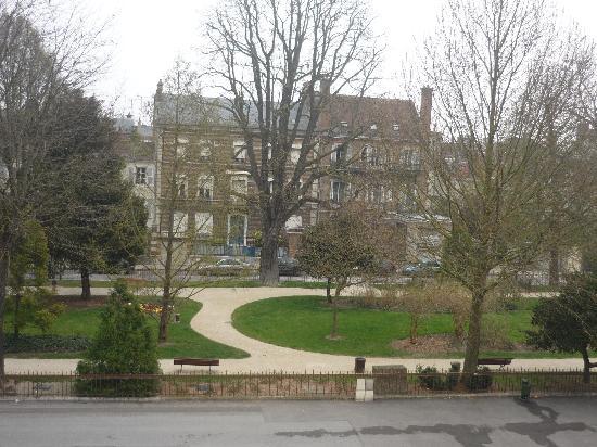 Le Royal Hotel : vue de la chambre