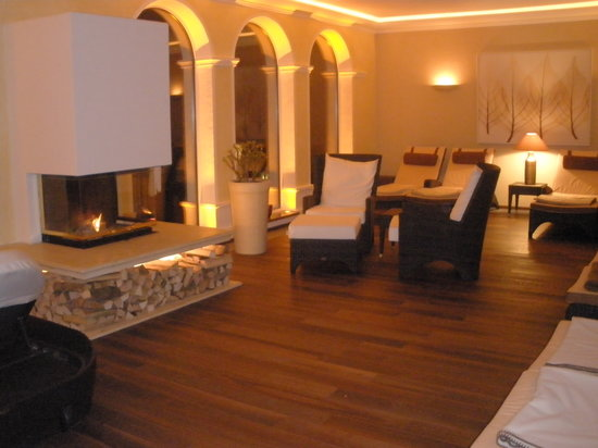 Genussdorf Gmachl - Hotel & Spa: Relaxation Room