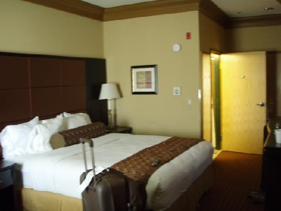 La Quinta Inn & Suites Dublin - Pleasanton : Our room at the La Quinta