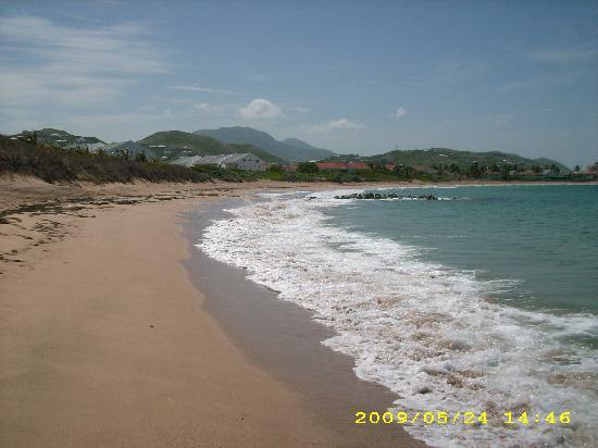 Beach at Sugar Bay Club