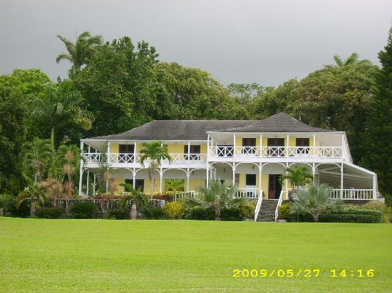 Sugar Bay Club: Ottley's Plantation