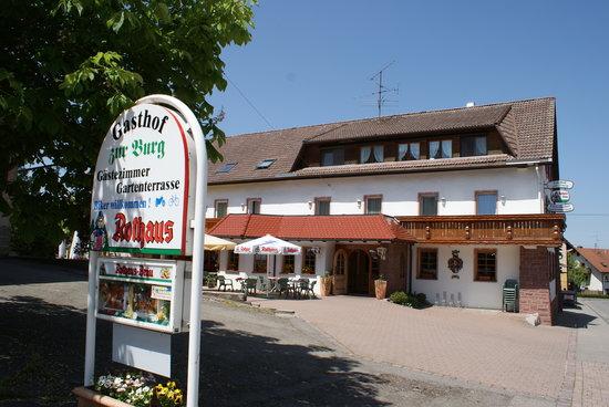 Hotel Gasthof zu Burg