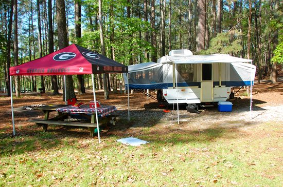 Stone Mountain Family Campground Updated 2019 Reviews Ga