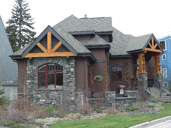Buffaloberry Bed and Breakfast : Buffaloberry B&B in Banff