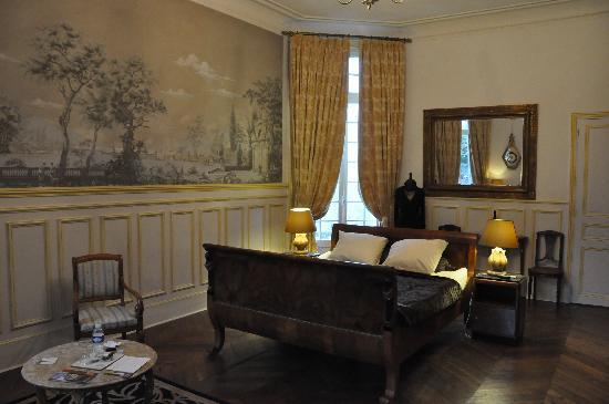 Chateau de la Villaine: Chambre de la Marquise
