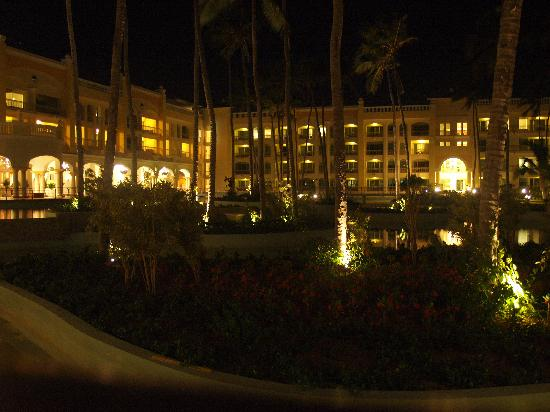 Iberostar Grand Hotel Bavaro: nightime