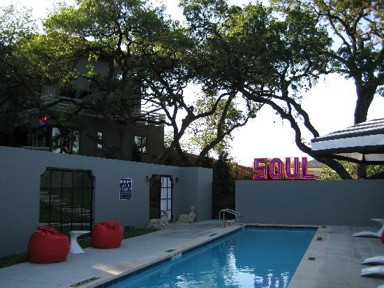 Pool Picture Of Hotel Saint Cecilia Austin Tripadvisor