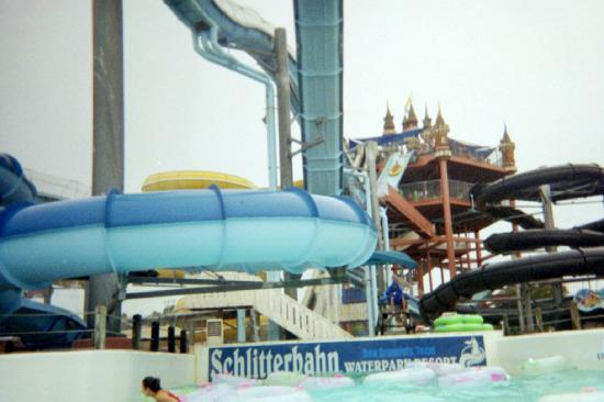 Schlitterbahn New Braunfels Waterpark: Blastenhoff - home of the Master Blaster