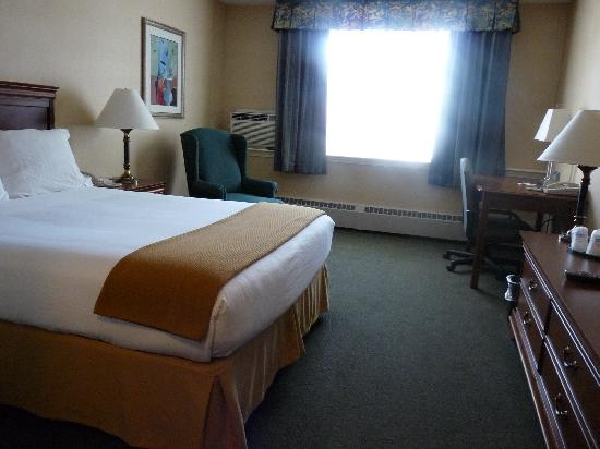 Holiday Inn Express Durham: Holiday Inn Express - Room
