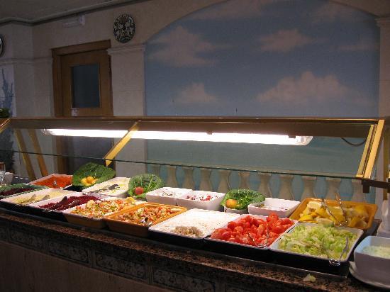 Hotel Helios Mallorca: buffet