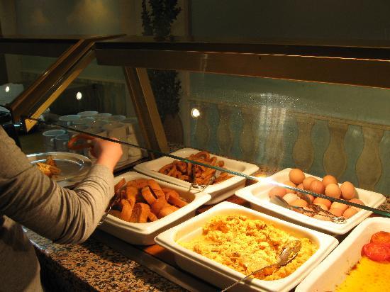 Hotel Helios Mallorca: buffet déjeuner