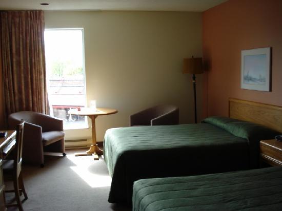 Auberge du Grand Lac : ma chambre