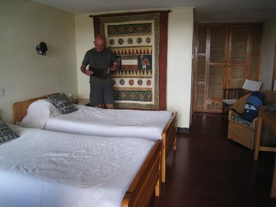 Ndutu Safari Lodge: Inside the rooms