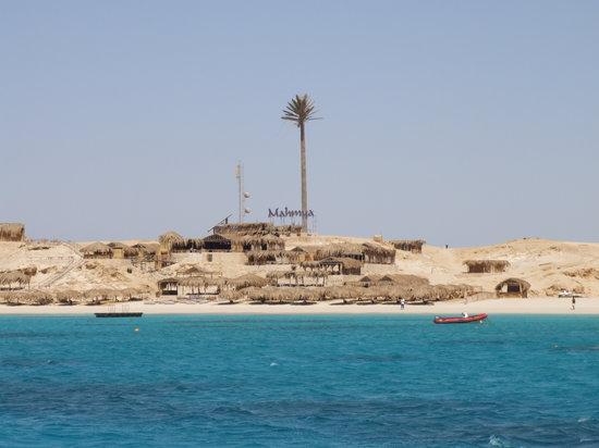 El Gouna, Egipto: mahmya