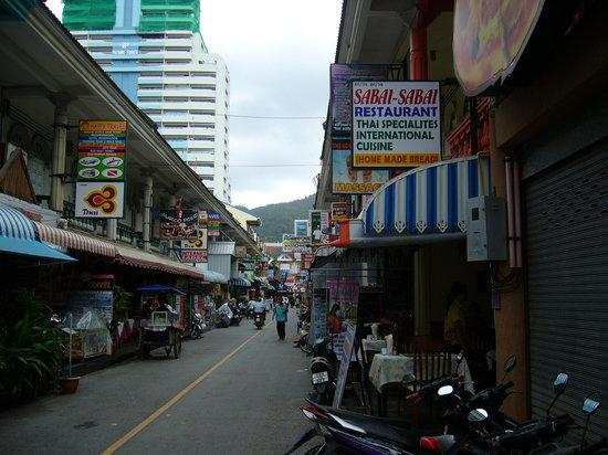 Sabai Sabai from the street