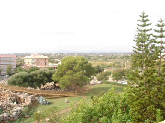 Hotel Mariant: View from Balcony