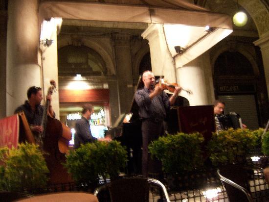 Gran Caffe Chioggia : sorry, a little blurry...