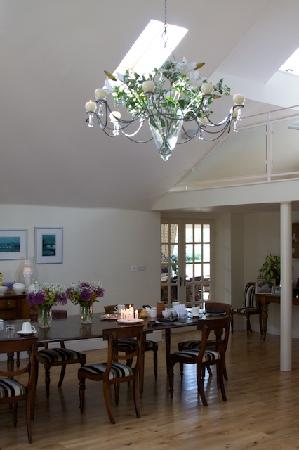 Redfoot Lea Bed and Breakfast: Breakfast Room