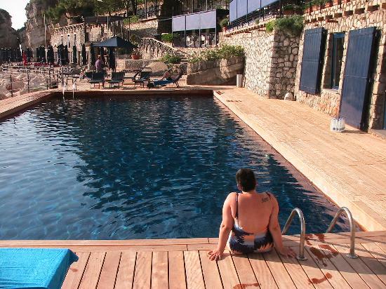 786d121ea18bd Piscina e relax - Picture of Capo La Gala Hotel   Spa
