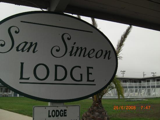 San Simeon Lodge: San Simeon Loge